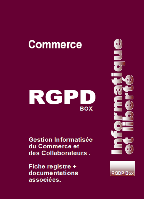 RGPD Commerce